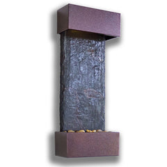 Small Nojoqui Falls Wall Water Fountain - Soothing Company
