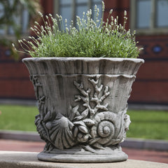 Smithsonian Chesapeake Urn Garden Planter - Soothing Company