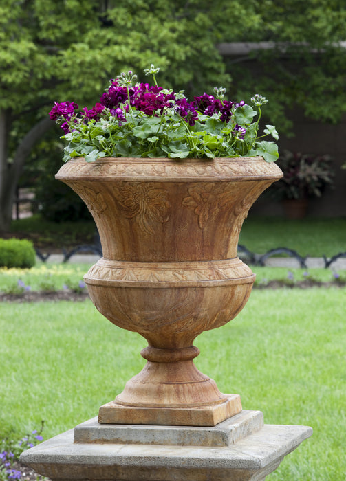 Smithsonian Flight of Fancy Urn Garden Planter - Soothing Company