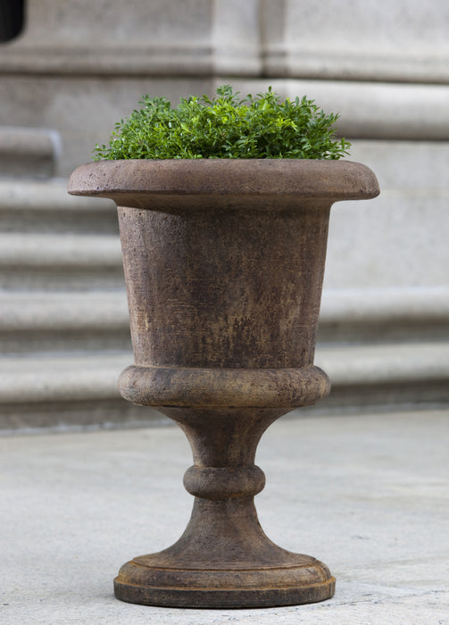 Smithsonian Goblet Urn Garden Planter - Soothing Company