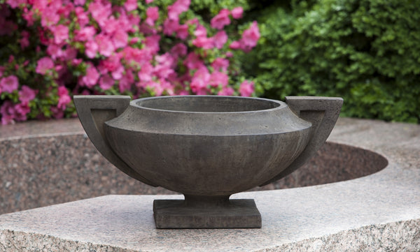 Smithsonian Grecian Urn Garden Planter - Soothing Company