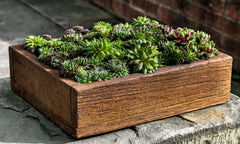 Stone Barn Board Medium Garden Planter - Soothing Company