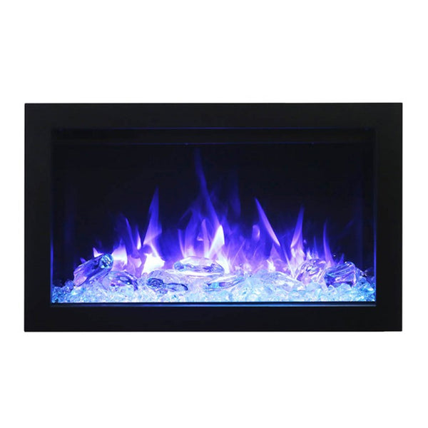 "Amantii 30"" TRD Series Electric Fireplace - Soothing Company"