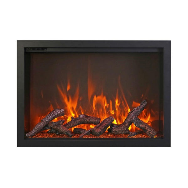 "Amantii 38"" TRD Series Electric Fireplace - Soothing Company"