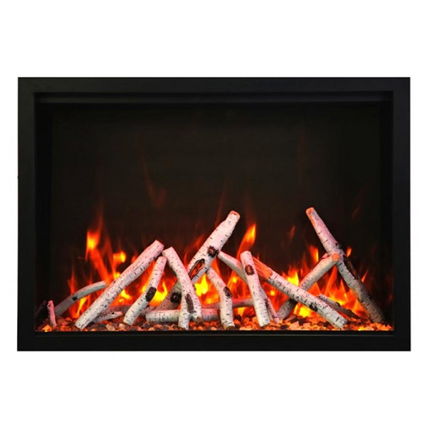 "Amantii 44"" TRD Series Electric Fireplace - Soothing Company"