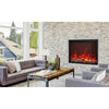 "Amantii 48"" TRD Series Electric Fireplace - Soothing Company"
