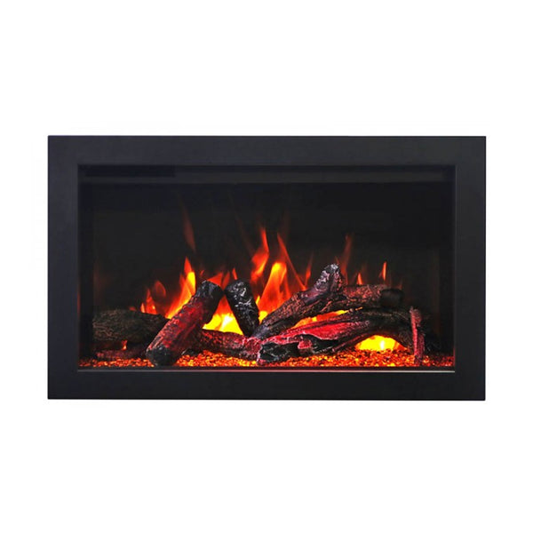 "Amantii 33"" TRD Series Electric Fireplace - Soothing Company"