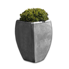 Tall Urban Bevel Planter - Set of 2 - Soothing Company