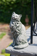 Tanner Cast Stone Garden Statue - Soothing Company