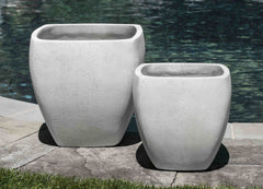 Tecate Planter in Playa Blanca - Set of 2 - Soothing Company