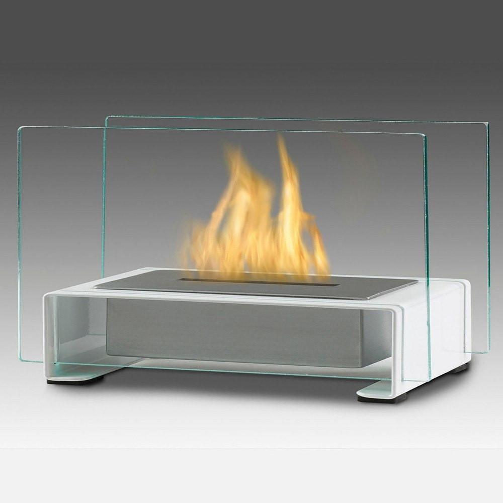 Eco Feu Toulouse Tabletop Biofuel Fireplace Soothing Company