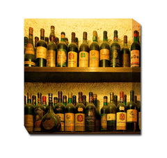 Trattoria #1 Canvas Wall Art