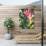 Tropical Jewel Outdoor Canvas Art - Soothing Company