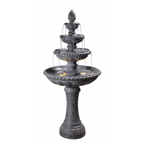 Tiered Outdoor Fountains Shop Tiered Outdoor Water