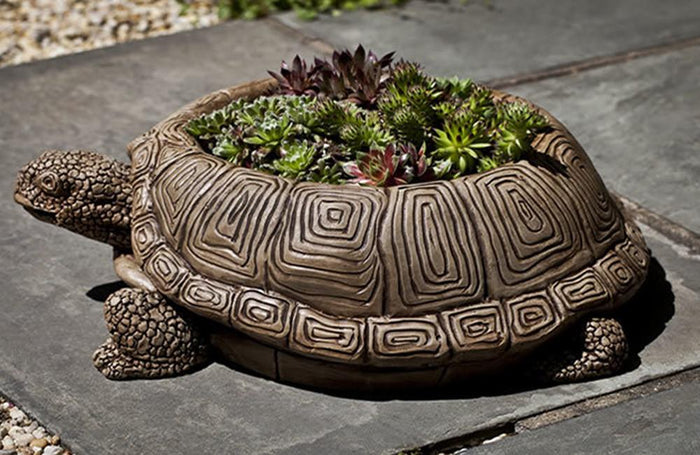 Turtle Garden Planter - Soothing Company
