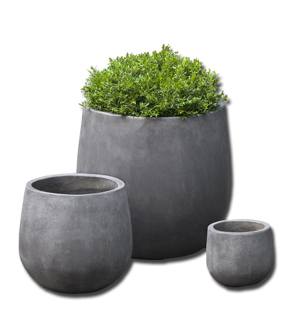 Urban Deck Planter - Set of 3 - Soothing Company