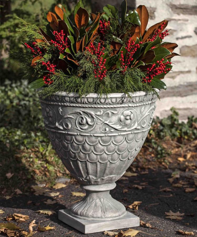 Valadier Urn Garden Planter - Soothing Company