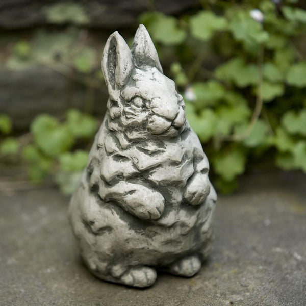 Whisper Cast Stone Garden Statue - Soothing Company
