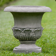Williamsburg Acanthus Small Garden Planter - Soothing Company