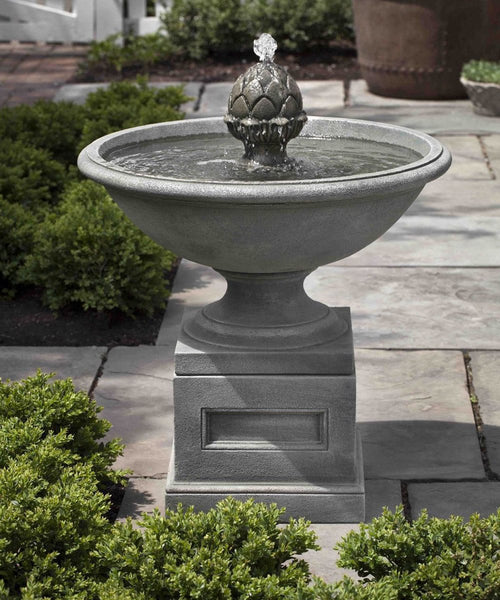Williamsburg Chiswell Garden Water Fountain - Soothing Company