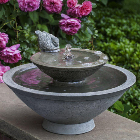 Wychwood Tiered Garden Fountain - Soothing Company