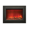 "Sierra Flames 45"" Zero Clearance Electric Fireplace - Soothing Company"