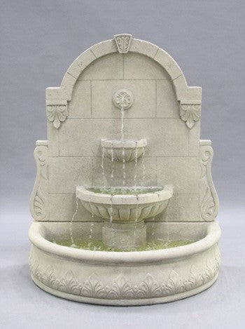 Bavarian Wall Fountain