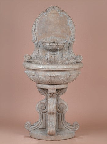 Classic Wall Outdoor Fountain