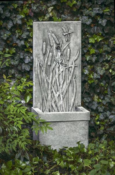 Dragonfly Wall Fountain - Soothing Company