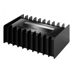 Ignis EBG1200 Fireplace Grate in Black - Soothing Company
