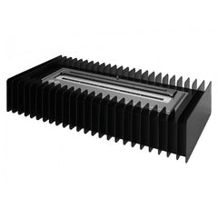 Ignis EBG2400 Black Ethanol Fireplace Grate with Black Burner - Soothing Company