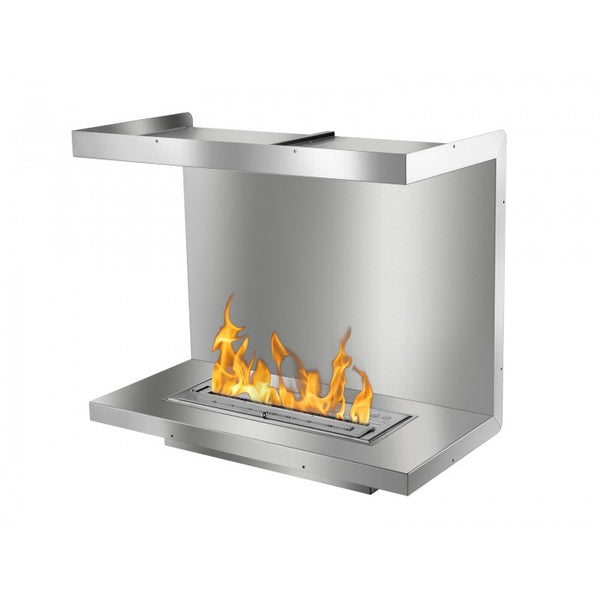 Ignis FB2400-C-Shaped Ethanol Fireplace Insert - Soothing Company