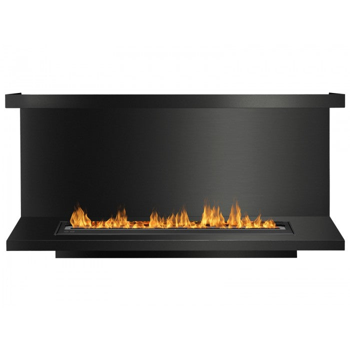 Ignis FB4800-C-Shaped Ethanol Fireplace Insert - Soothing Company