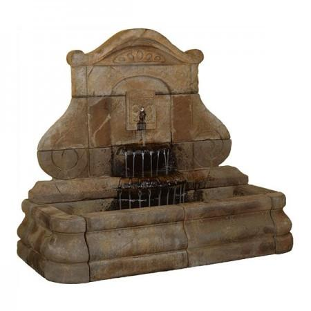 New-Lighter Henri Studio Avignon Fleur De Lys Fountain - Soothing Company