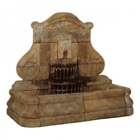 New-Lighter Henri Studio Avignon Rosette Fountain - Soothing Company