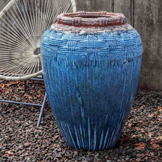Cabo Urn in Beachcomber - Soothing Company