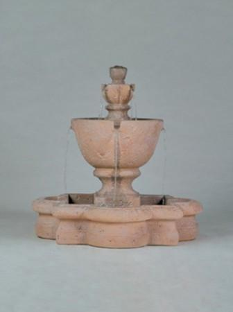 Tuscany Garden Fountain - Soothing Walls