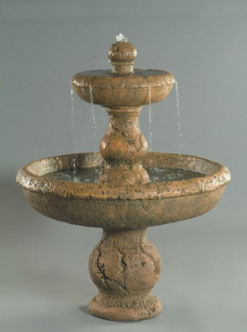 Old Classic Tiered Fountain