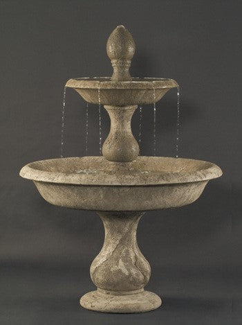 Old Toscano Outdoor Water Fountain