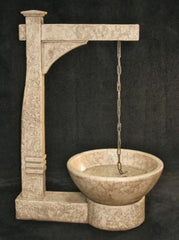 Rain Chain Fountain - Soothing Walls