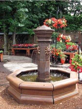 Straza Fountain - Soothing Walls