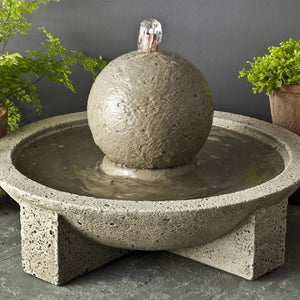 M-Series Sphere Fountain, Tabletop fountains