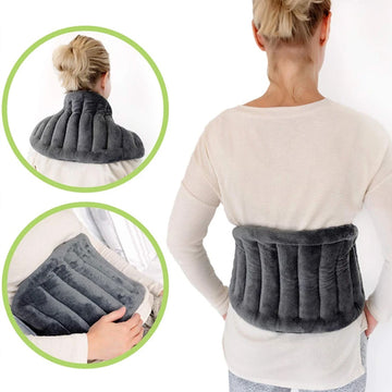 Large Heating Wrap for Back and Shoulders