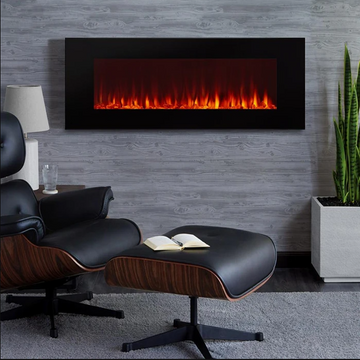 Electric Wall Fireplaces