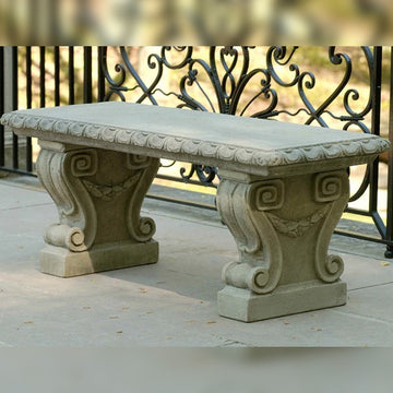 Classic Benches, Traditional Yard Decor