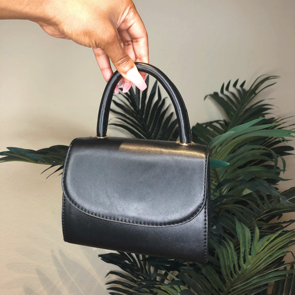 Cabo Leather Mini Bag