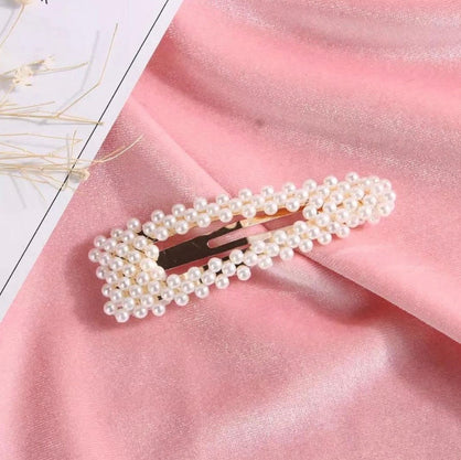Pearlfection Hair Clips