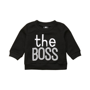 The BOSS Casual Lightweight Sweatshirt
