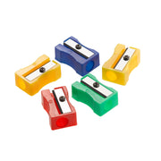 (3 Pk) Pencil Sharpeners Singlehole 24 Per Classroom Pk