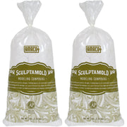 (2 Ea) Sculptamold 3 Lb. Bag